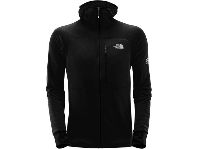 The North Face L2 Proprius Fleece Hoodie Jacket Herr tnf black